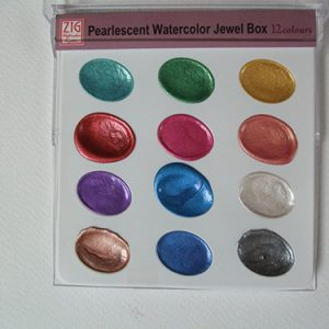 ZIG parelmoer waterverf