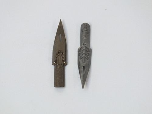 Schelvis pen