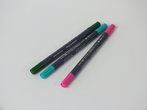 ZIG textiel markers
