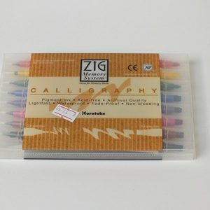 ZIG duo pakket 8 kleuren