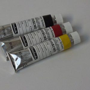 Schmincke kalligrafie gouache