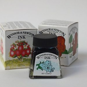 Winsor & Newton inkt 14 ml.