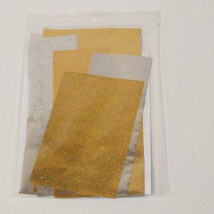 Cold foilingset goud / zilver