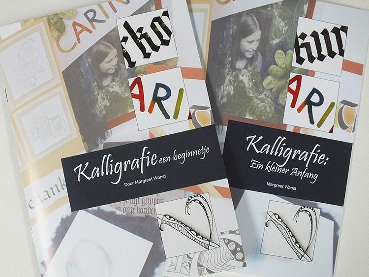 Kalligrafie: een beginnetje