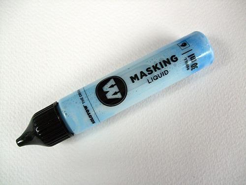 Molotow Masking marker vulling