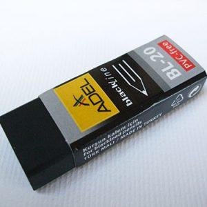 Zwarte gum
