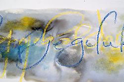 kalligrafie voorbeeld